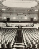 Auditorium of the Cathaum Theatre, State College, PA in 1928