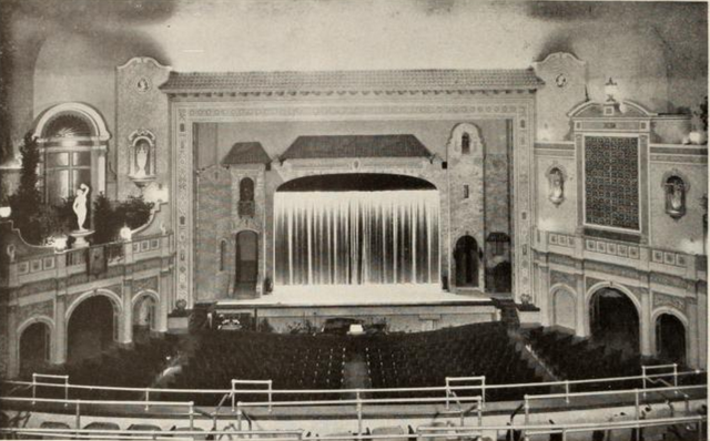 Granada Theatre, Cleveland, OH in 1928