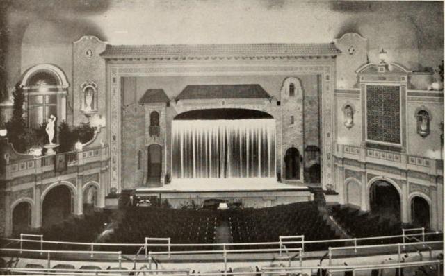 Granada Theatre, Cleveland, OH in 1928