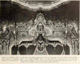 Ohio Theatre, Columbus, OH in 1928 - Detail of the Proscenium Arch