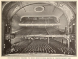 Majestic Theatre, Cedar Rapids, IA in 1914