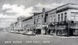ROXY Theatre; Twin Falls, Idaho.