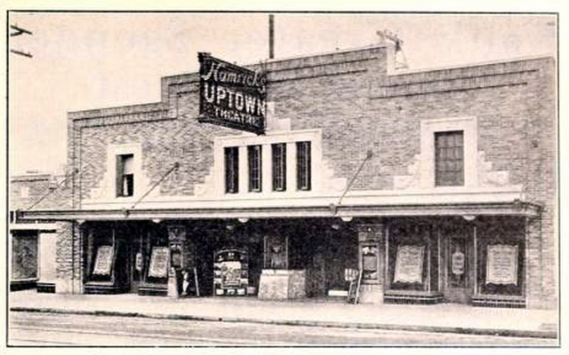 Uptown Theatre, Seattle, WA in 1926