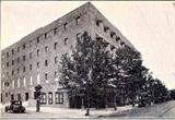 Colony Theatre, Washington DC in 1926