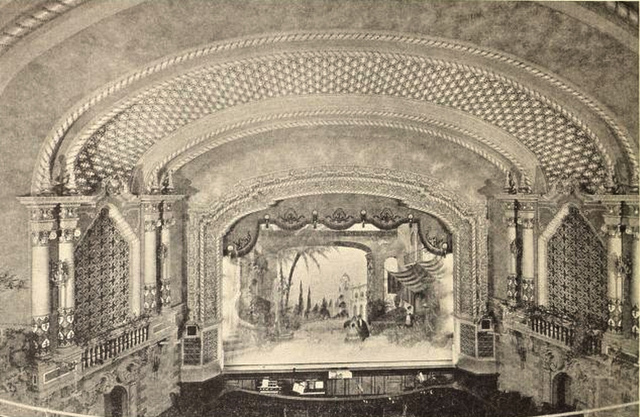 Auditorium of the Orpheum Theatre, Wichita, KS in 1926