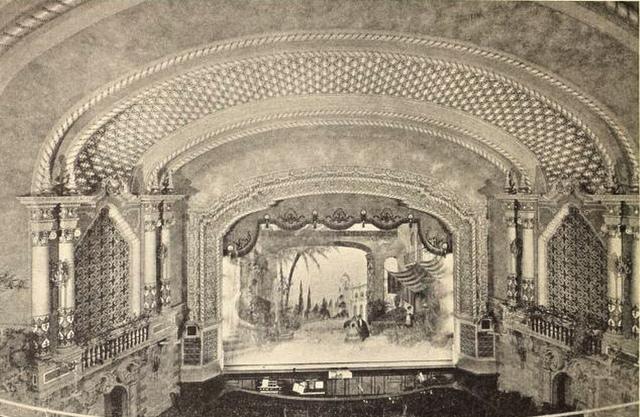 Auditorium of the Orpheum Theatre, Wichita, KS in 1926