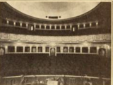 Auditorium of the Gloria Palast, Berlin, Germany in 1926