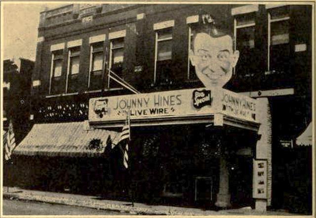Gem Theatre, Oelwein, IA in 1926
