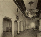 Sanford Theatre, Irvington, NJ in 1926 - Foyer