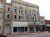 Main St view of Turnage Theater building