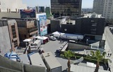 <p>Back Lot of Dolby Theater/Grauman's/Hollywood & Highland Center during Oscars.</p>