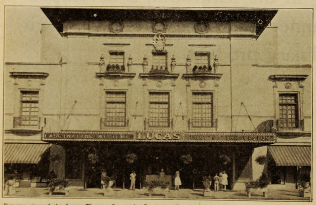 Lucas Theatre, Savannah, GA in 1926