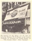 Capitol Theatre, Nashville, TN in 1926