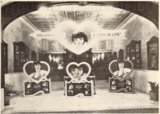 Imperial Theatre, Asheville, NC in 1926 - Lobby display