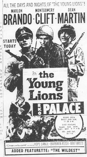 """The Young Lions"""