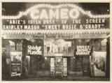 Cameo Theatre, Pittsburgh, PA in 1926