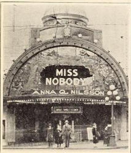Coliseum Theatre, Seattle, WA in 1926