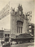 Uptown Theatre, Chicago, IL in 1926