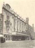 Diversey Theatre, Chicago, IL in 1926