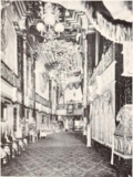 Oriental Theatre, Chicago, IL in 1926 - Grand Foyer