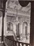 Norshore Theatre, Chicago, IL in 1926 - View from Balcony at top of main stairway overlooking Grand Lobby