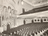 Auditorium of Babcock Theatre, Billings, MT in 1928
