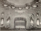 Loew's Penn Theatre, Pittsburgh, PA in 1927 - Auditoreum