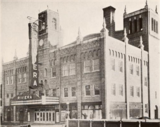 Riviera Theater, (later the Paramount), Waterloo, IA in 1927