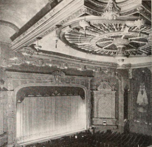 Dome Theatre, Santa Monica, CA in 1927