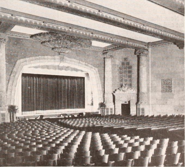 Rosemary Theatre, Santa Monica, CA in 1927