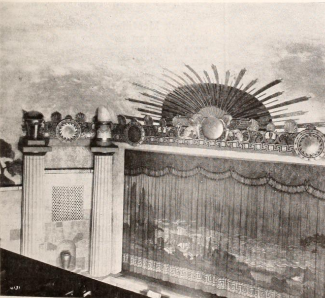 Alexander Theatre, Glendale, CA in 1927