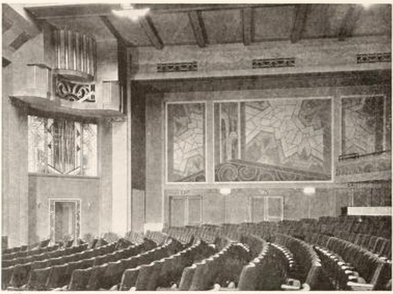 St.George Playhouse, Brooklyn, NY in 1927