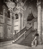 Tower Theatre, Los Angeles, CA - Grand Staircase