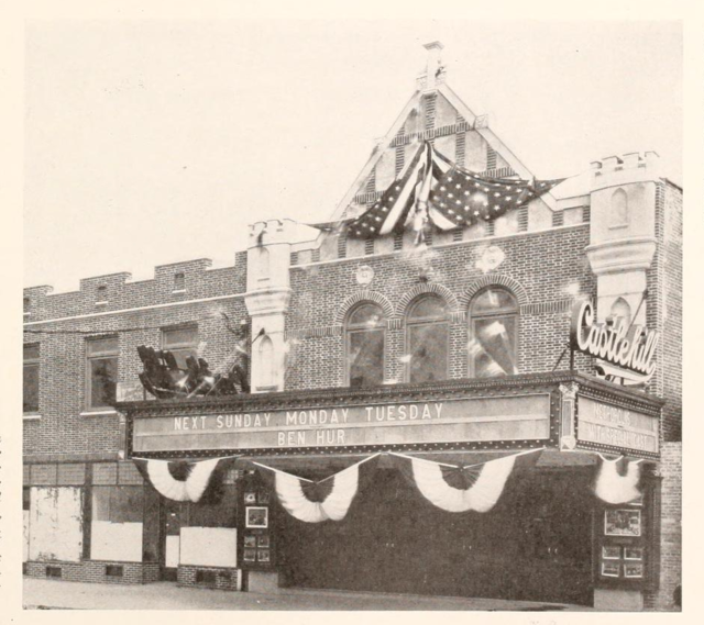 Castle Hill Theatre, Bronx, NY in 1928