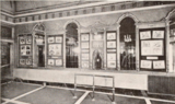 Apollo Theatre, Brooklyn, NY in 1928 - Ticket booth in sidewall of lobby