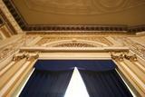 Metropolitan Theatre side balcony plaster work