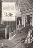Loew's Century Theatre, Baltimore, MD in 1928 - Grand staircase &  Foyer