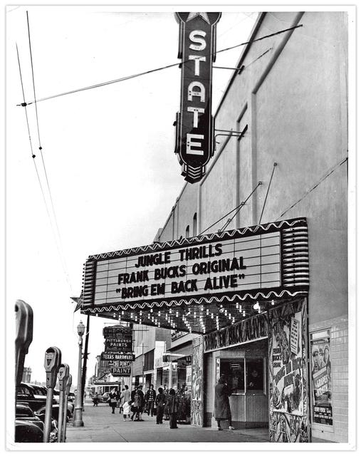 State (Star) Theater .... Denison Texas