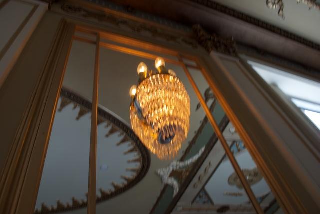 Metropolitan Theatre Lobby Area