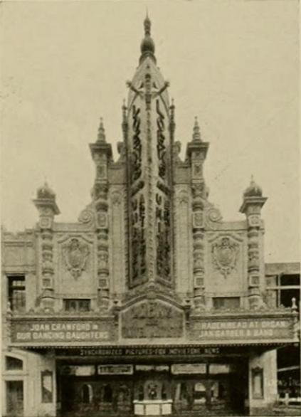 Louisville Theatre, Louisville, KY in 1928