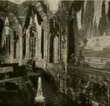 Fox Theatre, Brooklyn, NY in 1928 - A view of the Grand Foyer