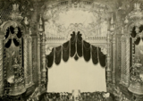 Fox Theatre, Brooklyn, NY in 1928 - Proscenium and stage