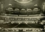 Fox Theatre, Brooklyn, NY in 1928 - Auditorium