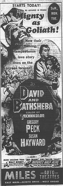 """""""David and Bathsheba"""""""