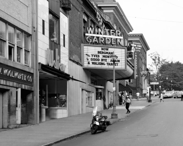 Winter Garden Theater