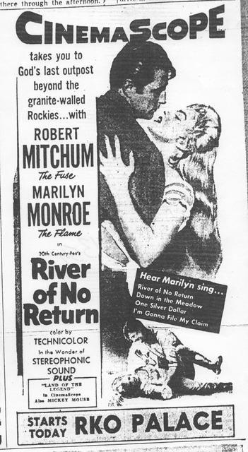 """River of No Return"""
