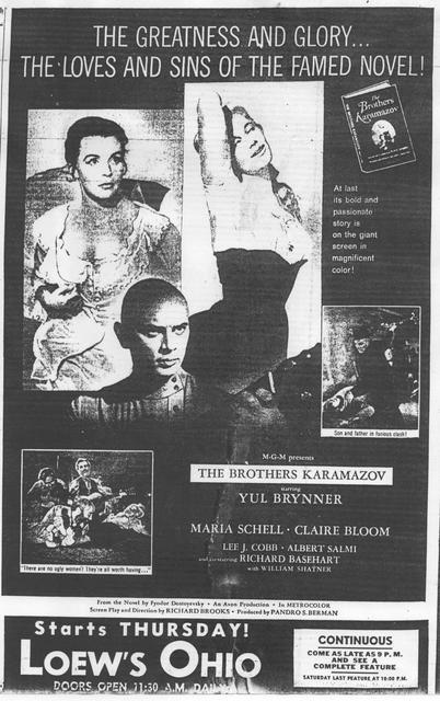 """""""The Brothers Karamazov"""""""