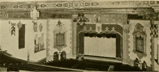Plaza Theater, Kansas City, MO in 1928 - Auditorium