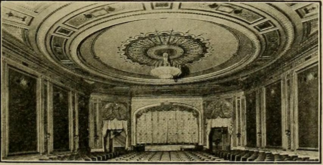 Cameo Theatre, New York, NY in 1928