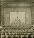 Erlanger Theatre, Phildelphia, PA in 1928 - Stage &amp; Proscenium arch
